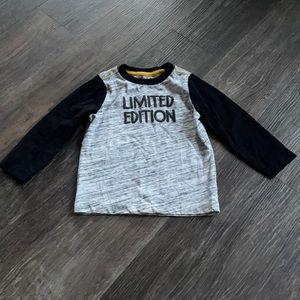 4/$20 Boys Gymboree Long Sleeve Shirt 12-18 mth